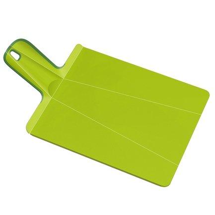 Joseph&Joseph Разделочная доска «Нарежь и положи», 48x27 см, зеленая 60043
