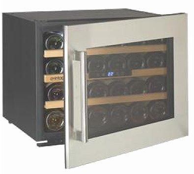 Шкаф для хранения вина на 24 бутылки, интегрируемый в колонну, монотемпературный от Superposuda