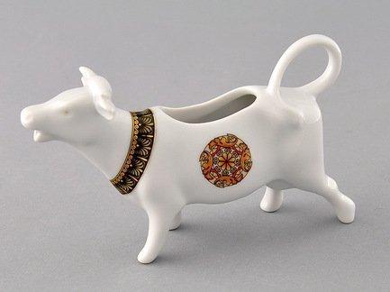 Leander Сливочник-корова Сабина Красная лента (0.07 л) 21110813-0979
