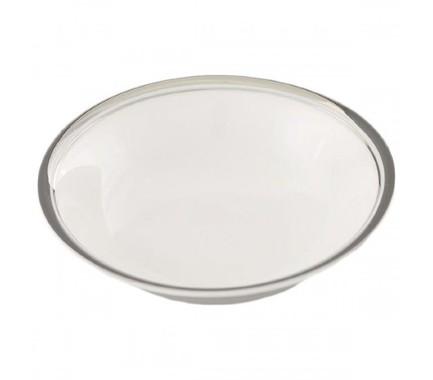 Leander Салатник Сабина Изящная платина, 13 см 02111411-0011 Leander leander блюдо для гарнира овальное сабина изящная платина 22 см