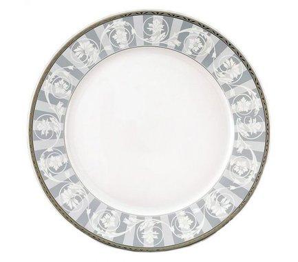 Блюдо круглое Сабина Цветочный узор, мелкое, 30 см 02111333-1013 Leander