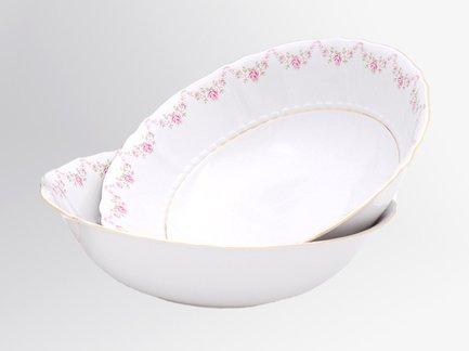 Leander Набор салатников Соната Розовая нить, 7 пр. 07161417-0158 Leander набор салатников 7 пр bekker набор салатников 7 пр