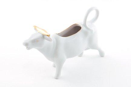 Сливочник-корова Соната Тонкое золото (0.07 л) от Superposuda