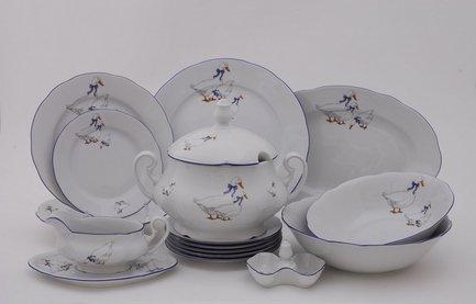 Leander Сервиз столовый Мэри-Энн Кантри, 25 пр. 03162011-0807 Leander leander сервиз чайный мэри энн кантри 15 пр