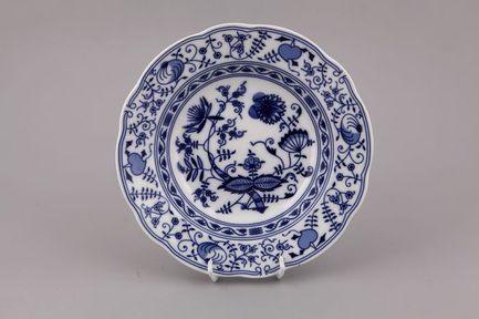 Leander Набор тарелок мелких Мэри-Энн Гжель, 19 см, 6 шт. 03160319-0055 Leander набор одноразовых тарелок эврика с пламенным приветом диаметр 19 см 6 шт