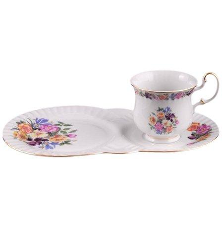 Сервиз чайный для завтрака Моника, 2 пр. 28120815-0758 Leander