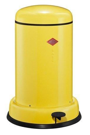 Wesco Мусорный контейнер с педалью (15 л), лимон (117543) 135331-19 Wesco wesco мусорный контейнер с педалью 5 л слоновая кость 117751