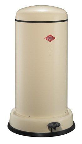 Wesco Мусорный контейнер Baseboy (20 л), слоновая кость (117554) 135531-23 Wesco wesco мусорный контейнер с педалью 5 л слоновая кость 117751