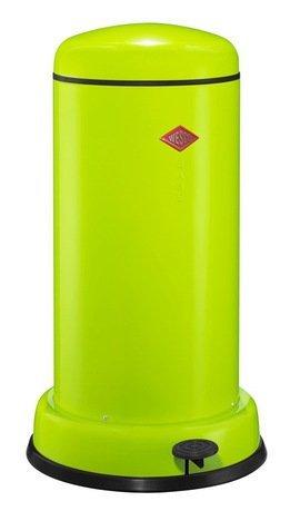Wesco Мусорный контейнер с педалью (20 л), ультра (117553) 135531-20 Wesco wesco мусорный контейнер с педалью 5 л слоновая кость 117751