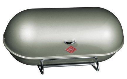 Wesco Хлебница BreadBoy, серебро 222201-03
