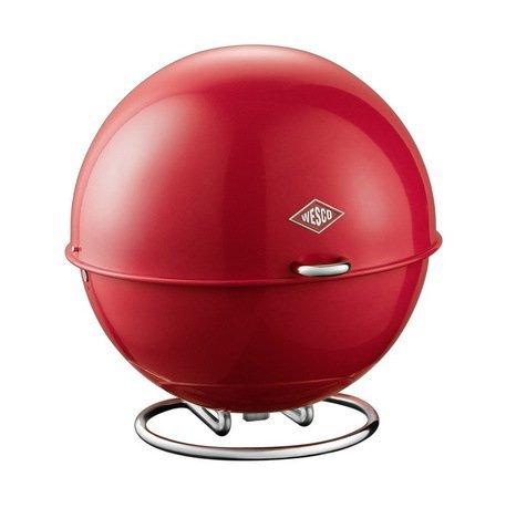Wesco Емкость-Шар Superball, 26х26 см, красная (117622) цена 2017
