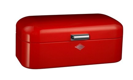 Wesco Хлебница Grandy, красная 235201-02