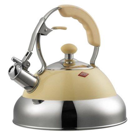 Wesco Чайник Retro Style (2 л), слоновая кость (340521-23) 340521-23 Wesco все цены