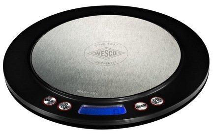 Wesco Кухонные сенсорные весы, черные 322251-62 Wesco