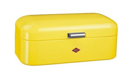 Wesco Хлебница Grandy, желтая 235201-19 Wesco все цены