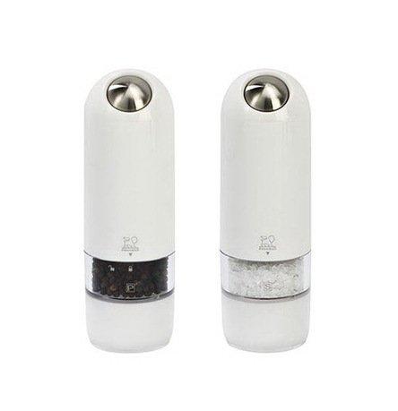 Peugeot Набор мельниц для соли и перца электрических Alaska, 17 см 2/27667 Peugeot набор мельниц для соли и перца zwilling 2 шт