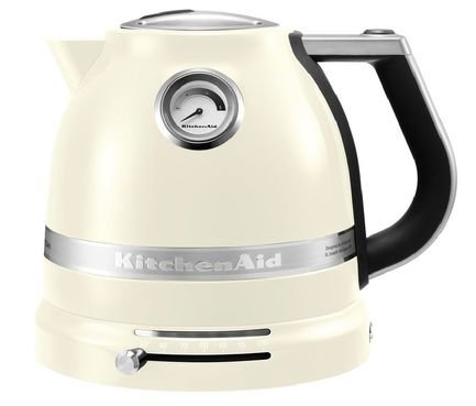 KitchenAid Электрочайник Artisan кремовый 5KEK1522EAC KitchenAid адаптер usb orient uhd 508 30275