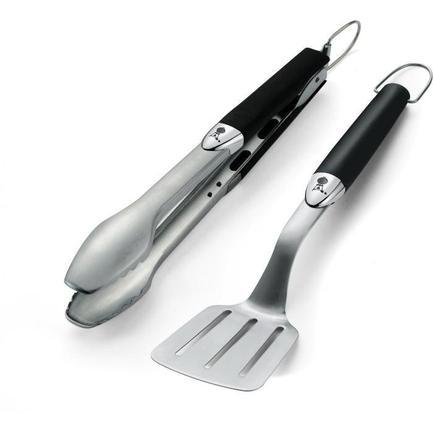 Weber Набор инструментов для гриля, черные, 2 пр. 6645
