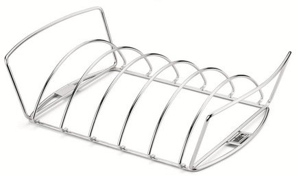 Weber Сетка для жарки мяса-держатель для ребрышек сетка для паховой грыжи в харькове