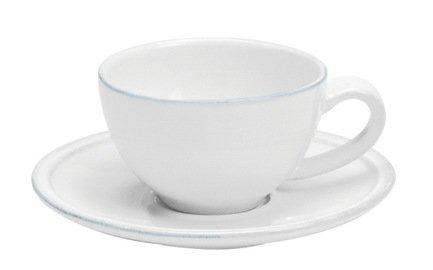 Costa Nova Кофейная пара Friso, белая FICS02-02202F Costa Nova кофейная пара era