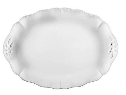 Costa Nova Блюдо овальное Alentejo, 40 см, белое JA401-00201Z Costa Nova