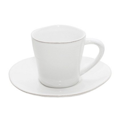 Costa Nova Кофейная пара Lisa LSCS02-02203B Costa Nova чашка costa nova friso комплект из 4 шт fis 181 01410 o