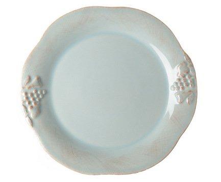 купить Costa Nova Тарелка Mediterranea, 30 см, голубая, покрытие глазурь MP302-00201D Costa Nova по цене 1440 рублей