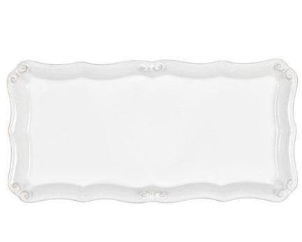 Costa Nova Поднос Barroco, 30 см, белый RR303-00201Z Costa Nova чашка costa nova friso комплект из 4 шт fis 181 01410 o