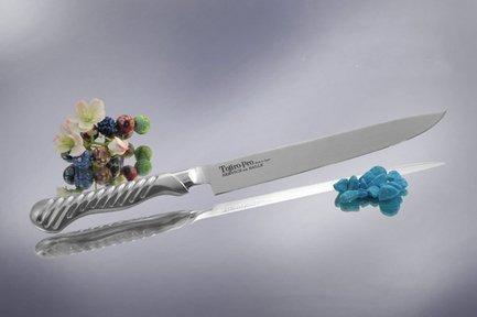 Tojiro Нож универсальный Service Knife, 19 см универсальный обойный нож truper nsm 6 16949