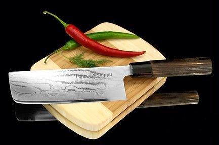 Tojiro Поварской нож для овощей Shippu, 16.5 см FD-598 Tojiro tojiro поварской нож shippu 21 см сталь vg 10 63 слоя fd 594 tojiro