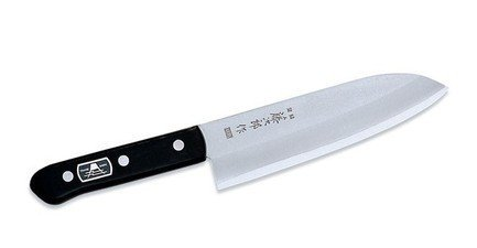 Tojiro Нож поварской Сантоку, 17 см акриловая ванна riho lusso 200x90x49