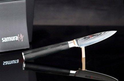 Samura Нож для овощей Tamahagane, 7.5 см
