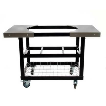 Primo Стол-тележка с корзиной и столешницей, 81х114х54 см 370