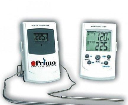 Фото - Цифровой термометр для измерения температуры внутри мяса 339 Primo термометр для мяса в силиконовом корпусе