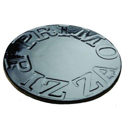 Primo Камень для пиццы с покрытием для грилей Primo Oval, 33 см 340 Primo поднос для выпекания пиццы камень kuchenprofi 10 8610 00 30