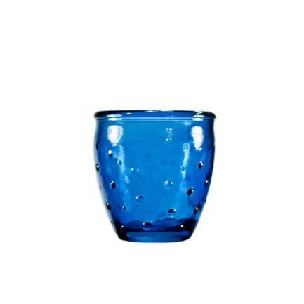 Vidrios San Miguel Стакан Dots (0.25 л), 9х9 см, синий 2299DB406 Vidrios San Miguel сумка allrounder m dots