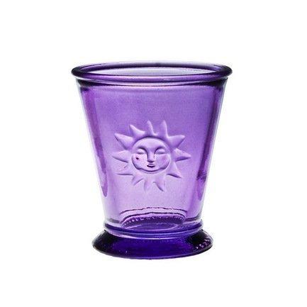 Vidrios San Miguel Стакан Sol (0.2 л), 10х9 см, фиолетовый 2098DB21 Vidrios San Miguel графин san miguel mediterraneo 0 9 л