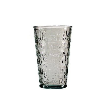 Vidrios San Miguel Стакан для воды (0.3 л), 13х8 см, серый