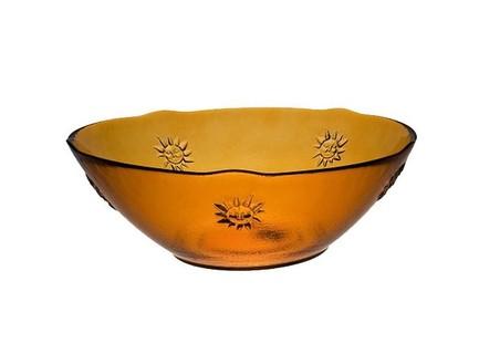 Vidrios San Miguel Чаша Sol (1.9 л), 9х25 см, оранжевая 7366DB08 Vidrios San Miguel графин san miguel mediterraneo 0 9 л