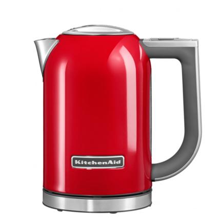 KitchenAid Электрочайник, красный 5KEK1722EER KitchenAid чайник электрический kitchenaid 5kek1722esx