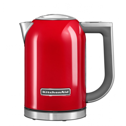 KitchenAid Электрочайник, красный 5KEK1722EER KitchenAid чайник электрический kitchenaid 5kek1722eer