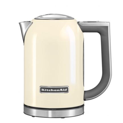 KitchenAid Электрочайник, кремовый 5KEK1722EAC KitchenAid kitchenaid чайник наплитный 1 89 л со свистком стальной ktst20sbst kitchenaid