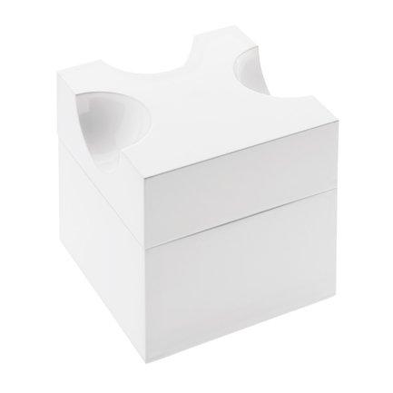 Koziol Терка для сыра Piece of Cheese (3052525), белый 004.022900.012