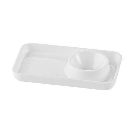 Koziol Подставка для яйца POTT (3076525), белая подставка для яйца медвежонок stilars подставка для яйца медвежонок