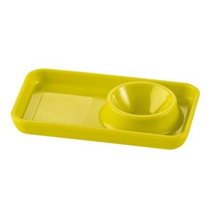 Koziol Подставка для яйца POTT (3076582), горчичная подставка для яйца медвежонок stilars подставка для яйца медвежонок