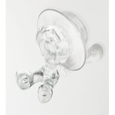 Koziol Держатель для зубной щетки TOMMY (5825535), прозрачный 004.140000.005