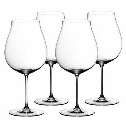 Riedel Набор бокалов для красного вина 3-Get 4 Pinot Noir (800 мл), 4 шт 7416/67 Riedel набор бокалов для бургунского вина spiegelau authentis 750 мл 4 шт