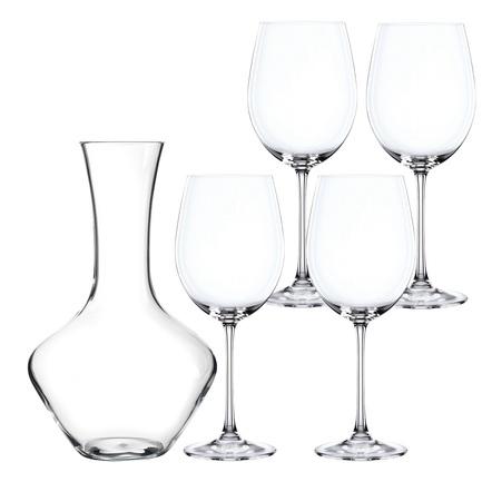 Nachtmann Набор бокалов для вина Vivendi c декантером, 5 пр. 93605