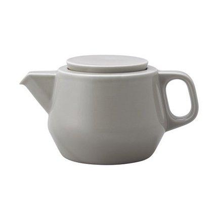 Kinto Чайник Couleur (0.5 л), серый цены онлайн