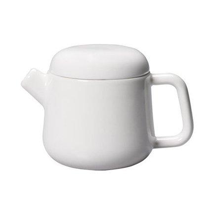 Kinto Чайник Trape (0.45 л), белый 22842 Kinto kinto чайник trape 0 45 л белый 22842 kinto